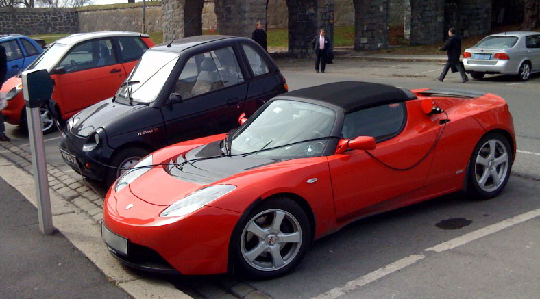Мифы о бесперспективности электромобилей