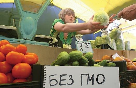 Миф о консервантах и красителях и ГМО