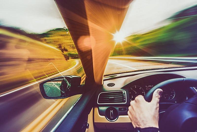Иллюзии восприятия водителей