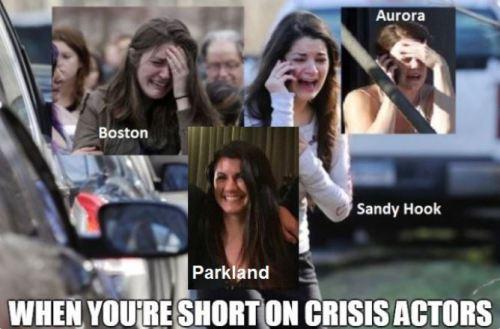 Кризисные актеры